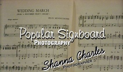 Popular Signboard Photography