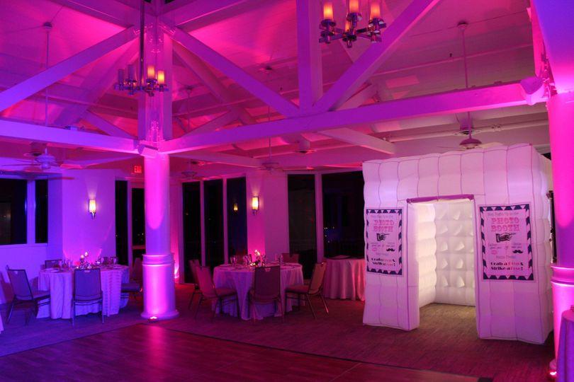 Venue lighting