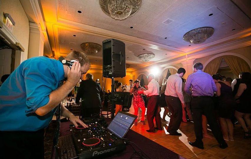Baltimore's Wedding DJ Andy Gotsch