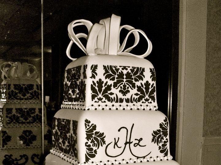 Tmx 1382490902372 Cimg9450 Monterey wedding cake