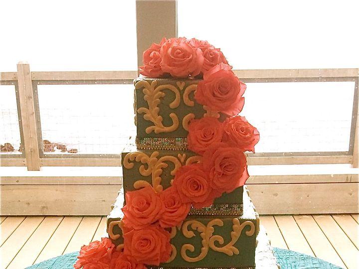 Tmx 1382491070911 P6574 Monterey wedding cake