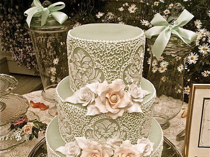 Tmx 1382491693425 Wp001236 Monterey wedding cake