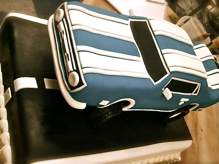 Tmx 1382500491554 Pedbc Monterey wedding cake