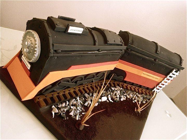 Tmx 1382500824504 Wp000625 Monterey wedding cake