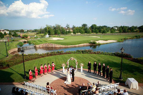 Tmx 1413564897015 Yiwentodd Lower Patio Haymarket, VA wedding venue