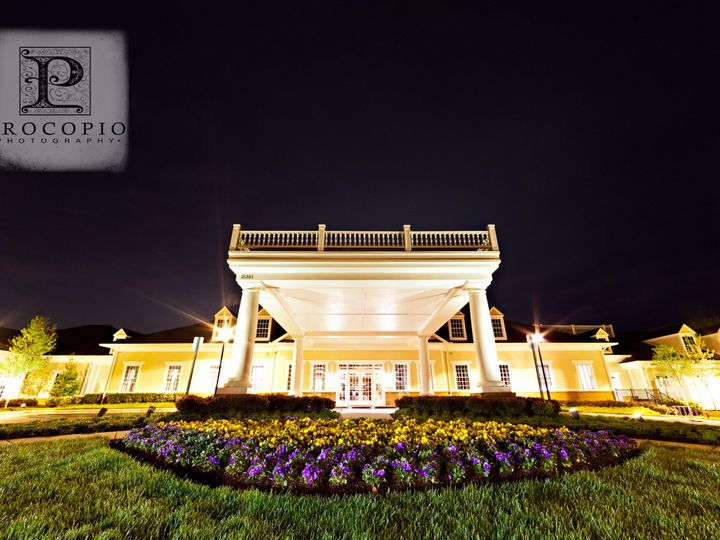 Tmx 1413565046336 050111w Procopio Photography 0064 Clubhouse Night Haymarket, VA wedding venue