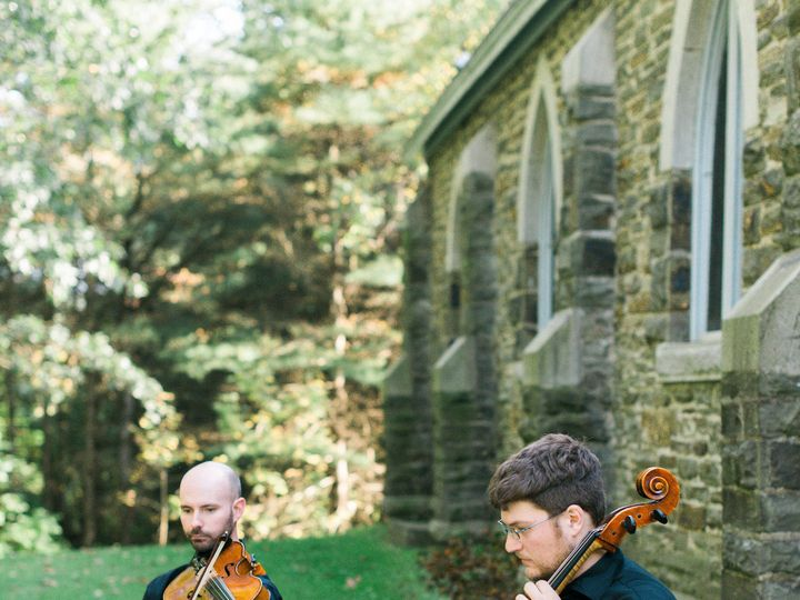 Tmx 1508592300780 Alexandra Elise Photography Ali Reed Tori Tim Film Ithaca, NY wedding ceremonymusic