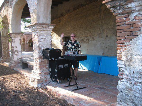 Mission San Juan Capistrano: City Fund Raising Event