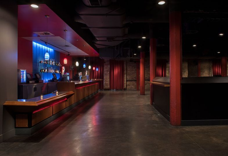 Music Venue Bar