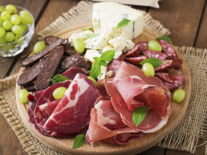 Tmx 1452125007800 Anti Pasto Platter Salem, New Hampshire wedding catering