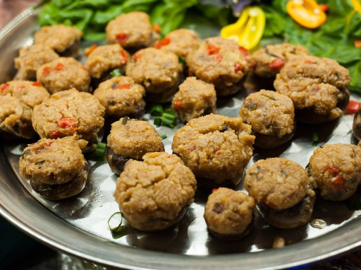 Tmx 1452125156301 Stuffed Mushrooms Salem, New Hampshire wedding catering