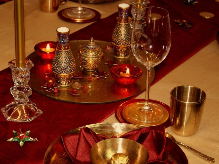 Tmx 1452125514865 Moroccan Inspired Christmas Salem, New Hampshire wedding catering