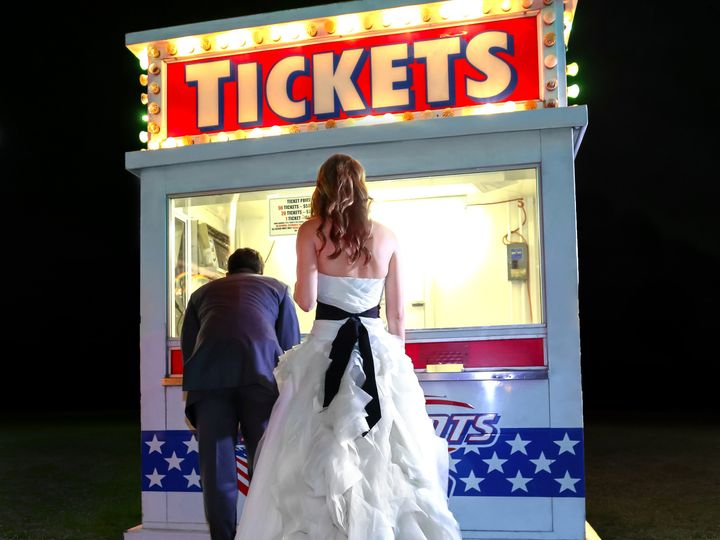 Tmx 1436322301443 Ticketboothwithcleanup Tarrytown, NY wedding videography