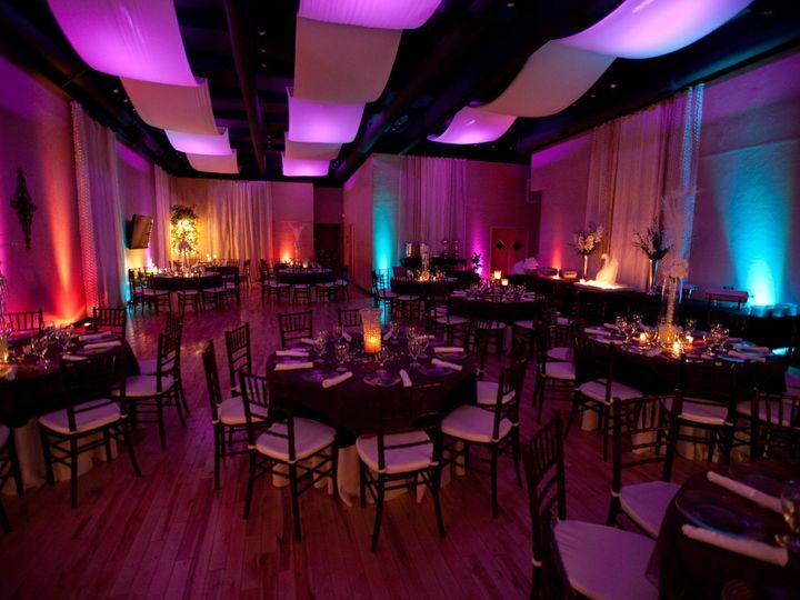 Tmx 1383231366359 Pc Full Room Lights Down Edmond, OK wedding venue