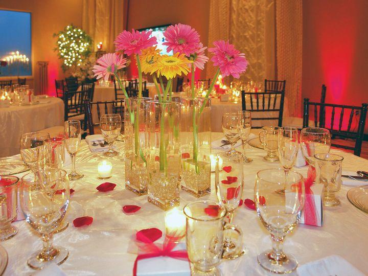 Tmx 1383231460338 Daisy Centerpiece Room Pi Edmond, OK wedding venue