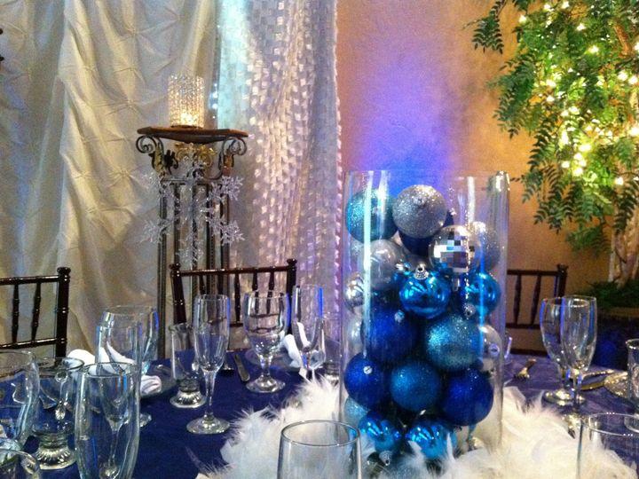 Tmx 1383231622907 Iced Blue Table  Edmond, OK wedding venue