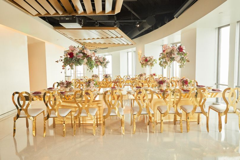 Fully-customizable event space