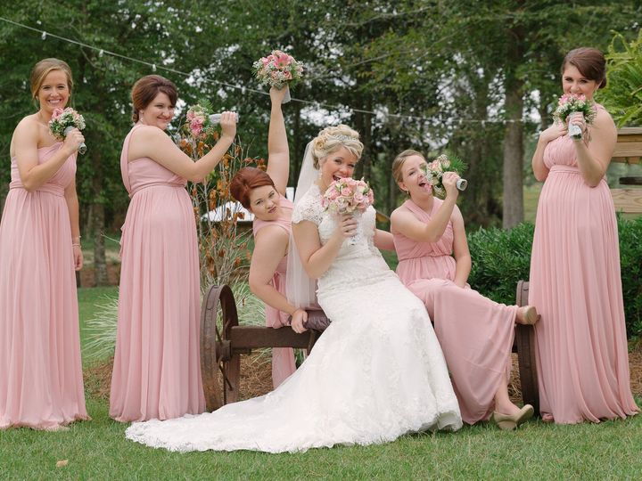 Tmx 1475805555757 Heidi  Brandon Group 1 Hattiesburg, MS wedding photography