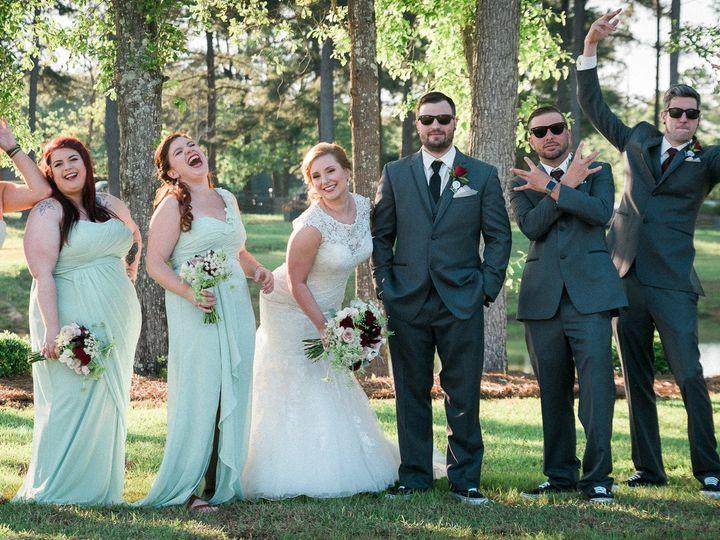 Tmx 1475805694180 Jessica  Aaron Group Hattiesburg, MS wedding photography