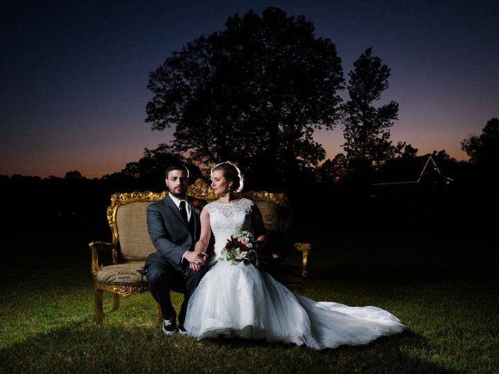 Tmx 1475805719610 Jessica  Aaron Posed 2 Hattiesburg, MS wedding photography