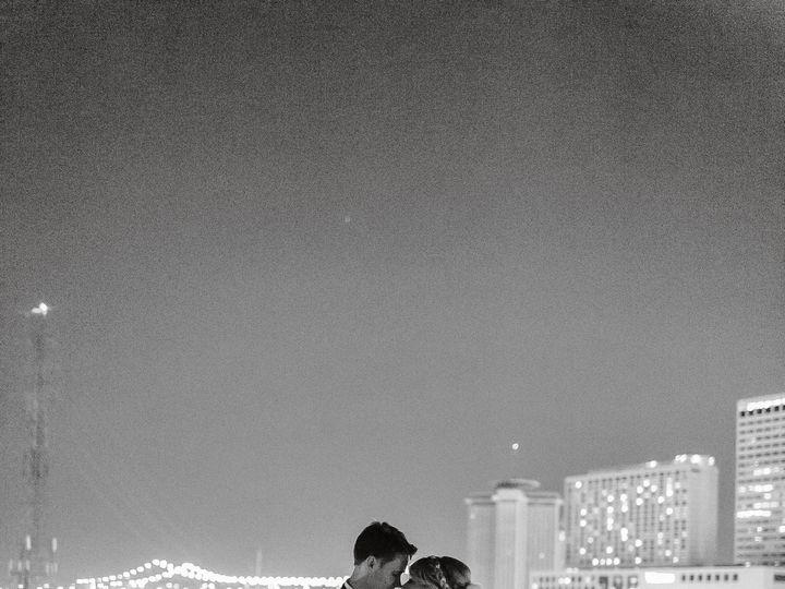 Tmx 1505581575694 Rooftop   Bride  Groom Blackwhite2 New Orleans, LA wedding venue