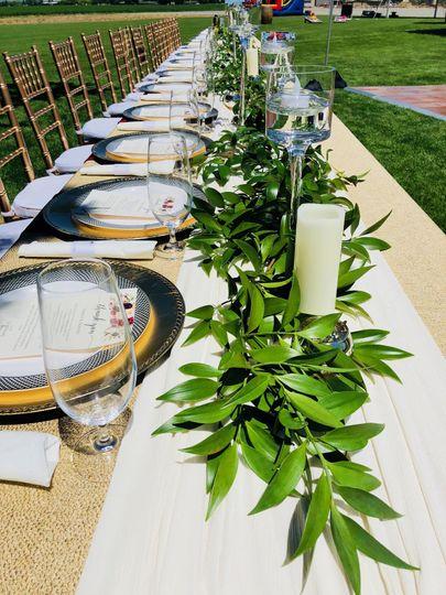 Plate arrangements