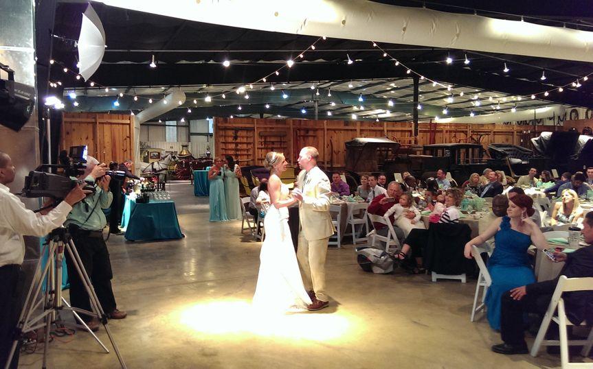 Wedding Reception at the breathtaking Morven Park in Leesburg, VA