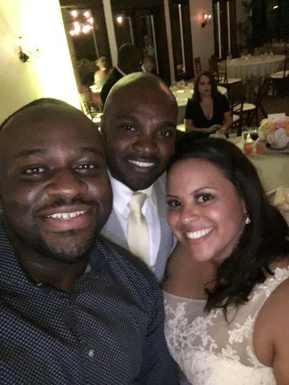 Cheesing with Mr & Mrs
