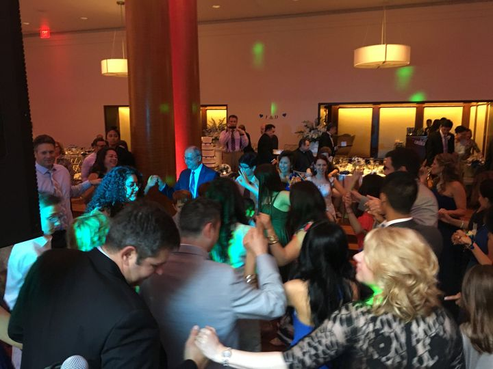 A lovely display of cultural diversity at Daniel & Fay's wedding in DC, at the Georgetown Westin....