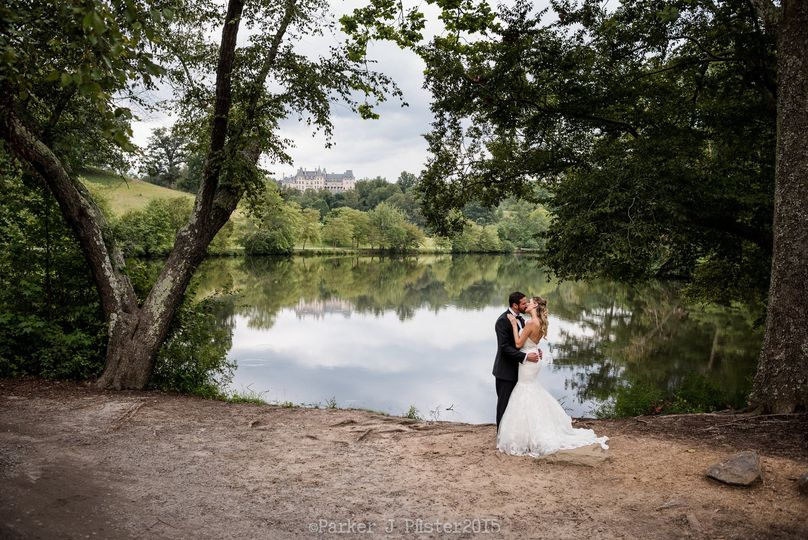 Brittany and Bryan's stunning Biltmore wedding.