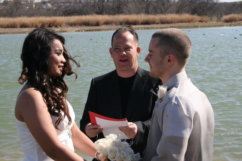 Houdini Ministries Wedding Officiant Texas