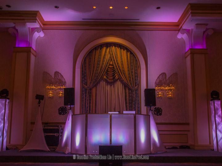 Tmx 1475470370945 Baseline Productions Uplighting 1 Of 2 Montclair wedding dj