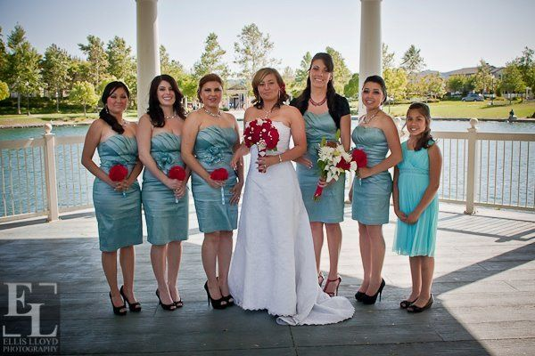 Tmx 1312602856381 Nessasbridesmaids Azusa, CA wedding beauty
