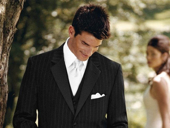 Tmx 1374624233349 Chalkstripe Woodbine wedding dress