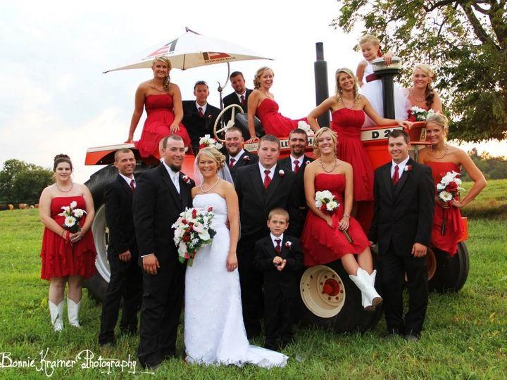 Tmx 1384722389374 Ashleywed Woodbine wedding dress