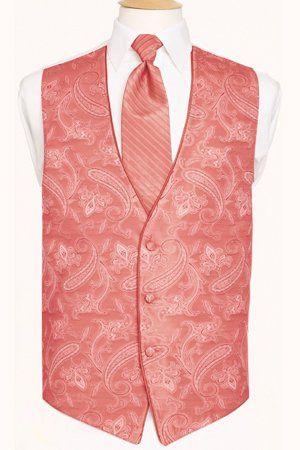All The Vest & Tie Colors