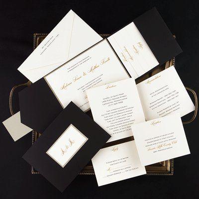 Invitations & Accessories