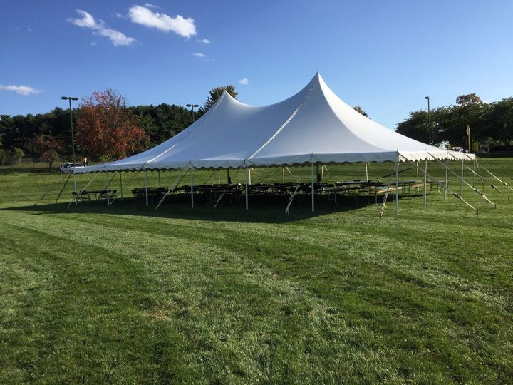 Tent for outdoor events