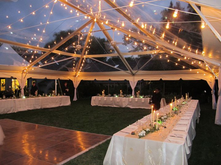 clear top tent with lights 51 74748 158817879987615