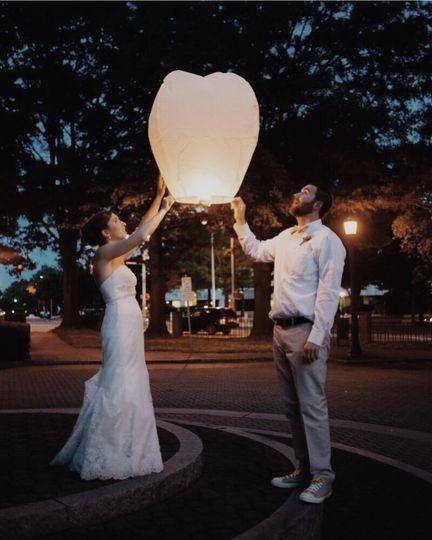 Special Bride&Groom Reception