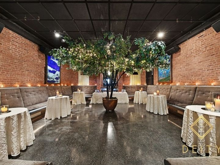 Tmx 1513716886161 Deity Nyc Venue  Cocktail Hour Lounge 1  Brooklyn, New York wedding venue