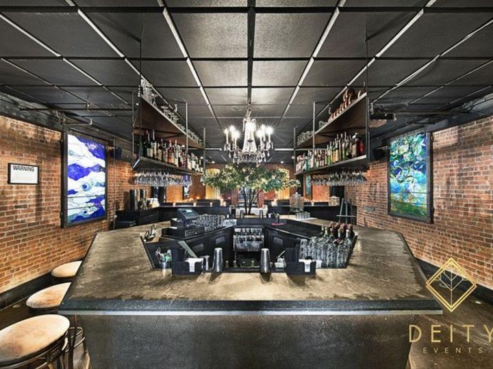 Tmx 1513716894767 Deity Nyc Venue  Cocktail Hour Lounge 3 Brooklyn, New York wedding venue