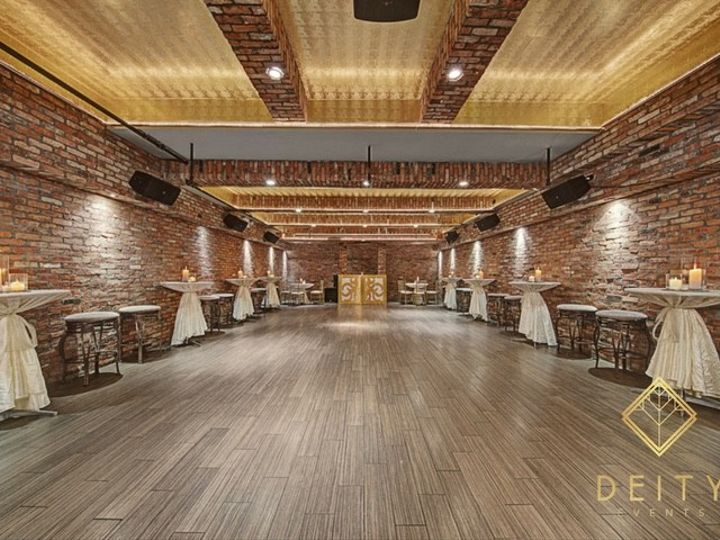 Tmx 1513716904661 Deity Nyc Venue  The Cellar For Dancing Dj And Ban Brooklyn, New York wedding venue