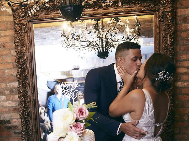 Tmx Deity Events Wedding Christine And Joseph18 51 384748 Brooklyn, New York wedding venue