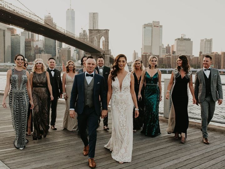 Tmx Nyc Gatsby Wedding 18 51 384748 1569852397 Brooklyn, New York wedding venue