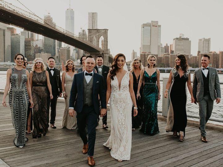 Tmx Nyc Gatsby Wedding 18 51 384748 1569852397 Brooklyn, NY wedding venue