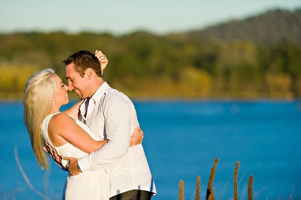 I specialize photographing couples in love, like in this 'Just Because' session.