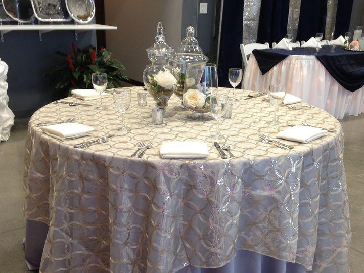 Tmx 1467031072812 Overlay Linen Sioux Center wedding rental