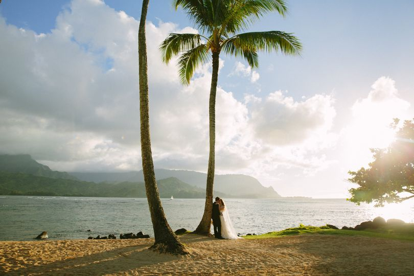 Beautiful Hanalei Bay