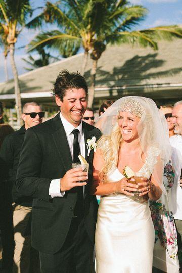 Jen & Luke's dreamy wedding